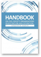 Handbook on civil society organisations registration and operation