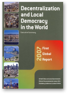 Decentralization and Local Democracy in the World
